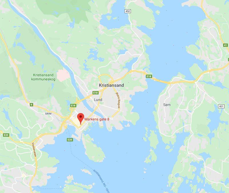 Møt oss i Kristiansand