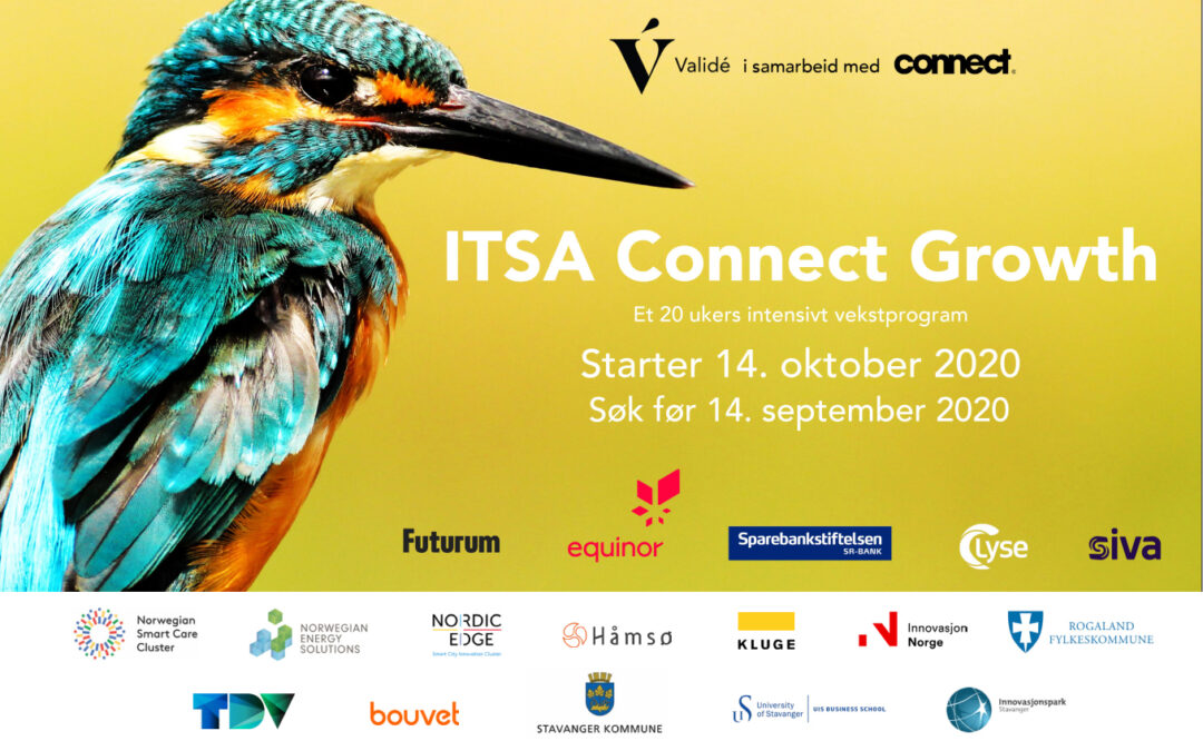 ITSA – for vekstbedrifter som vil opp og fram!
