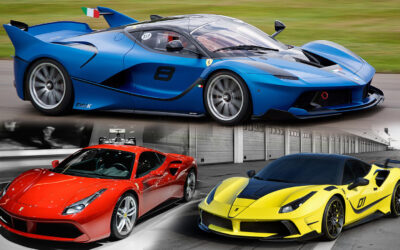 Ferrari kjemper for retten til eget design