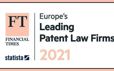 Financial Times: Håmsø Patentbyrå fortsatt i Europa-toppen
